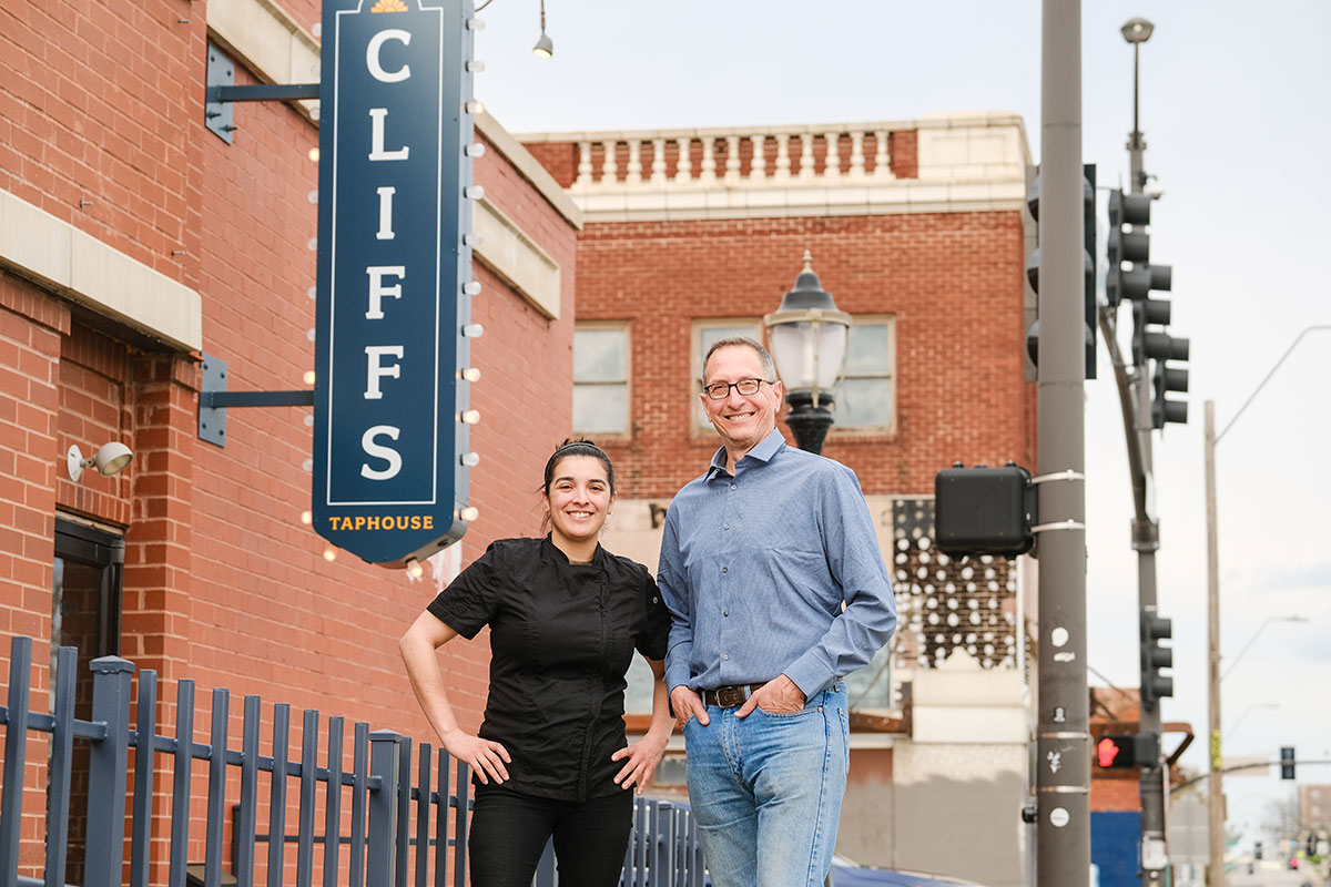 Cliff's Taphouse Chef